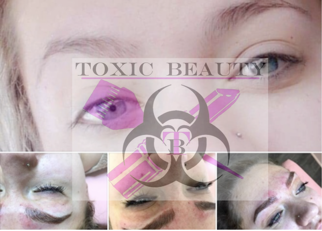 Toxic Beauty Salon