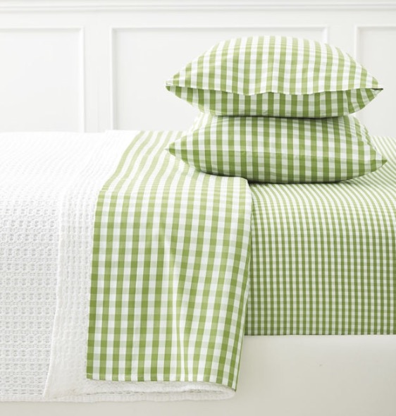 Gingham Pillow Cases