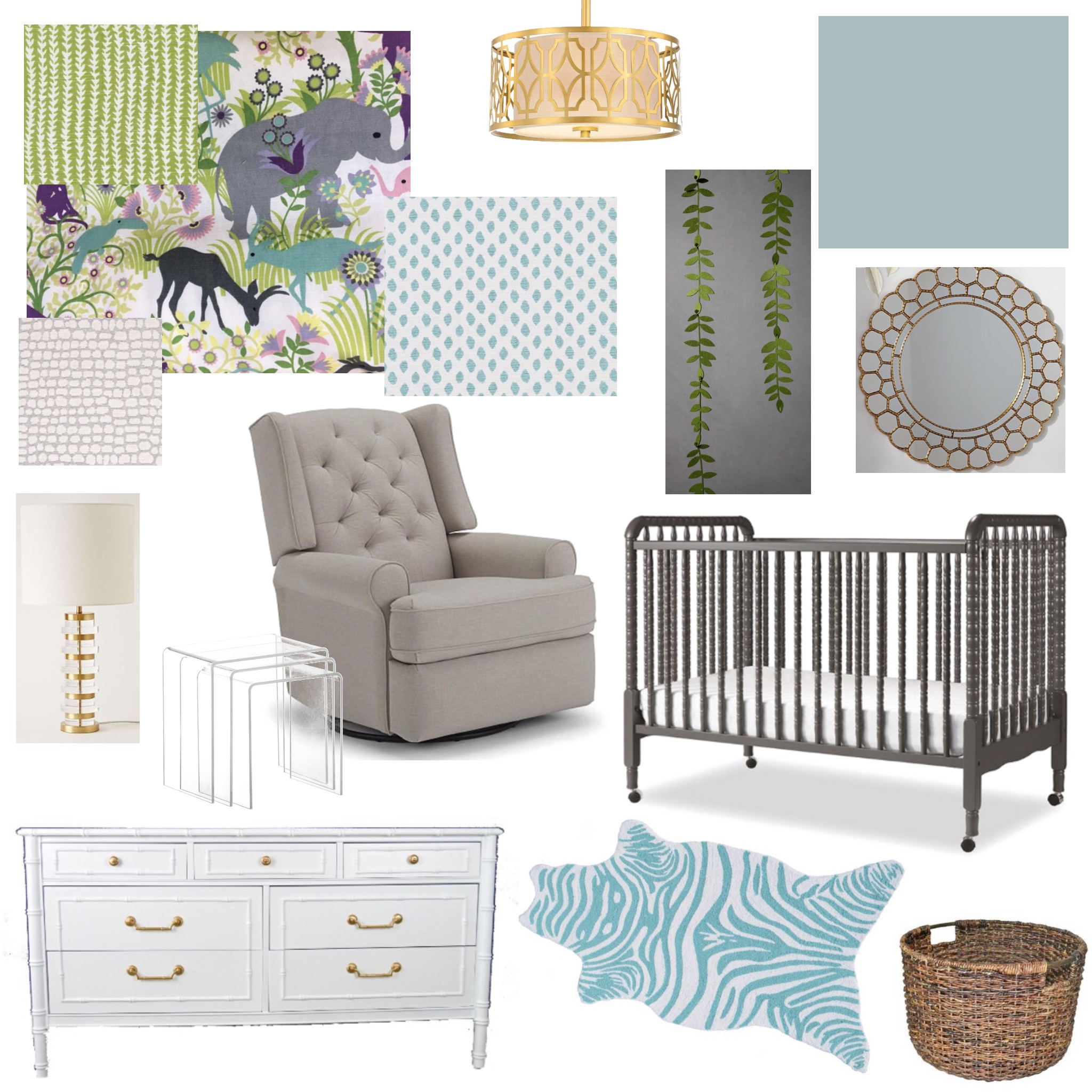 Version 1: Boy Nursery