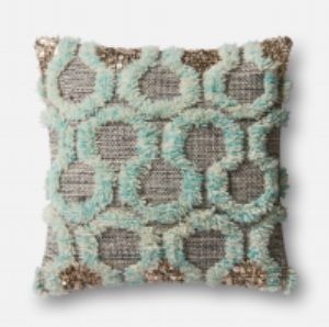 Justina Blakeney Hex Pillow