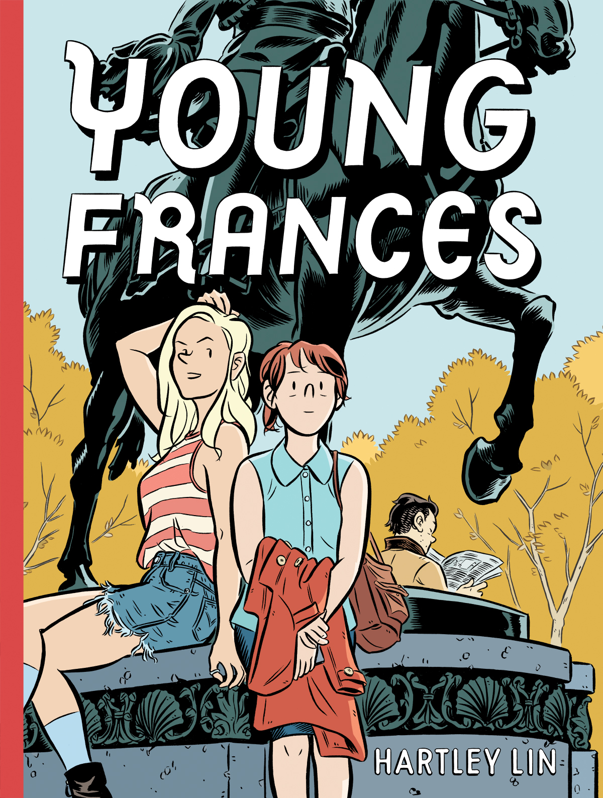 Copy of Young Frances by Hartley Lin