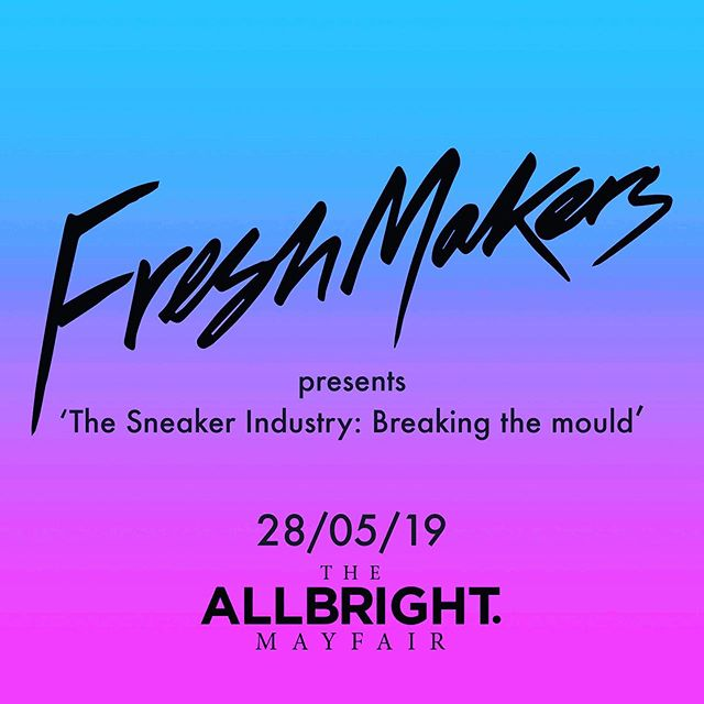 We have two giveaway  tickets for our talk this coming Tuesday at 6.30pm Albright Mayfair in London. ⠀⠀⠀⠀⠀⠀⠀⠀⠀ ⠀⠀⠀⠀⠀⠀⠀⠀⠀ Follow us @freshmakers__ and DM us if you are interested, we'll announce the winners tomorrow ! ⠀⠀⠀⠀⠀⠀⠀⠀⠀ ⠀⠀⠀⠀⠀⠀⠀⠀⠀ #wearefreshmakers