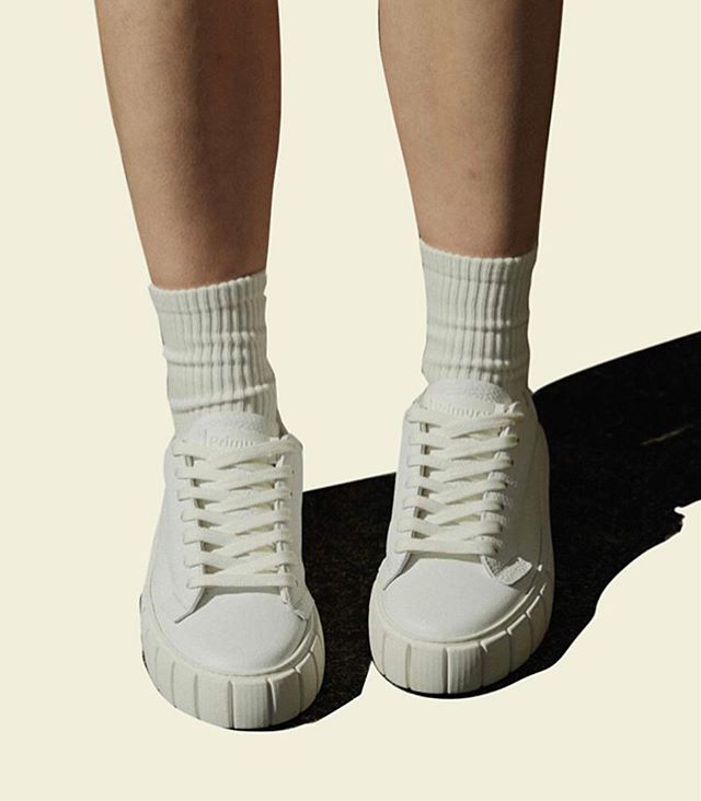 New stuff and restock of best sellers like our DYO sneaker on @primury !! We've inspired other brands with our unique chunky «teeth» sole but we're still the original one !