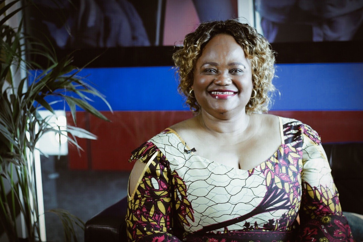 Chantal Kabamba, Former Chairperson of the Community Leadership Network