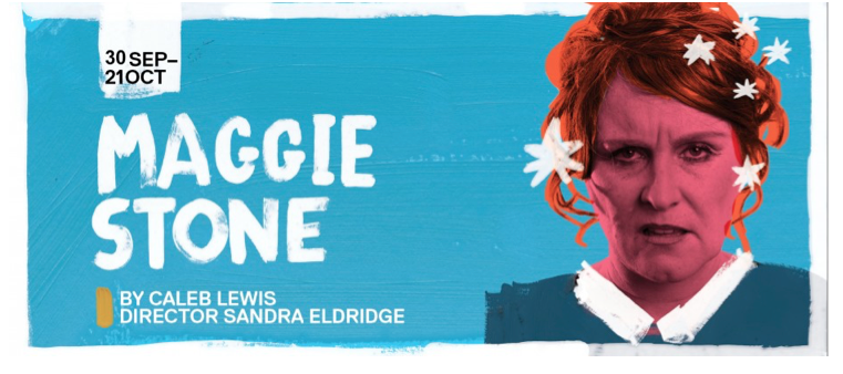 Maggie Stone is a powerful and confronting show about racial prejudices
