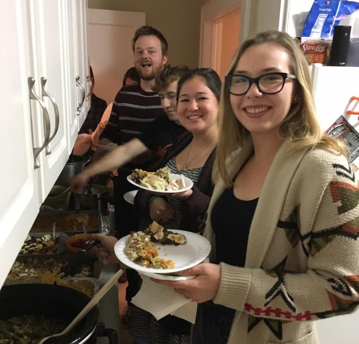 Bring a Thursday night meal - We have worship every Thursday night during the school year, and before worship, we invite students to come and eat together. If you're local, we would love for you to consider blessing and serving CCVT students by bringing a Thursday night meal! Contact Mike (7578706536) or Morgan (7578699215) if you're interested!
