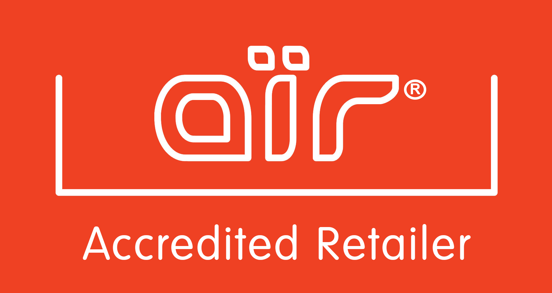 air Accredited Retailer logo