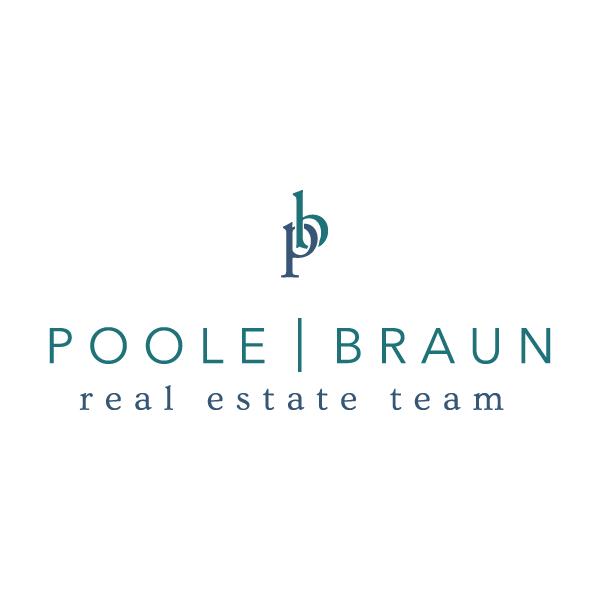 PooleBraun Real Estate Logo