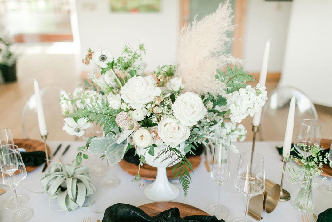 Something Styled Modern Chic Bohemian Wedding Design Boulder Col