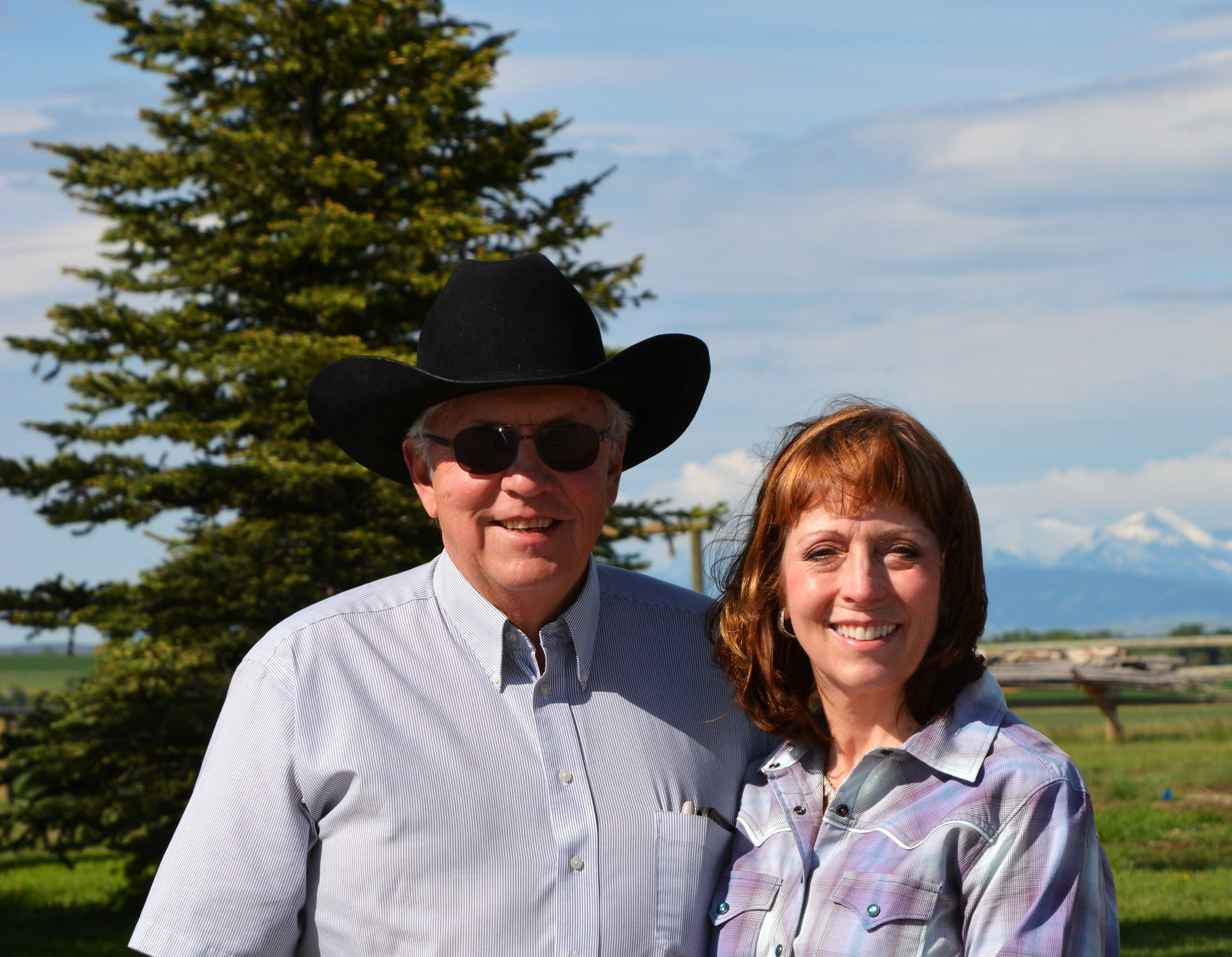 Owners Dave and Renee Miller