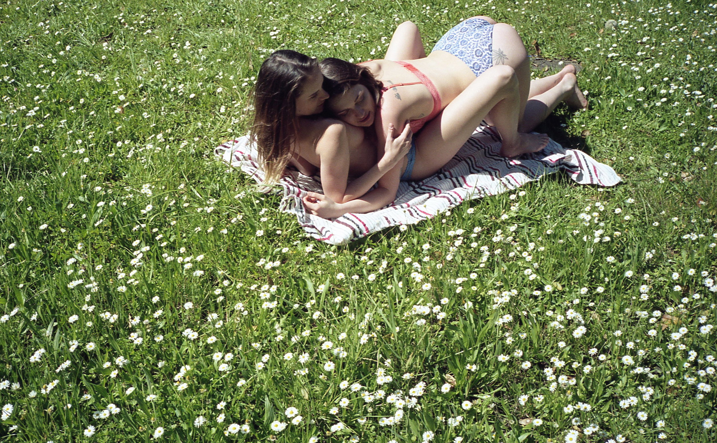 Olivia North & Chula Vet by Nora Lowinsky
