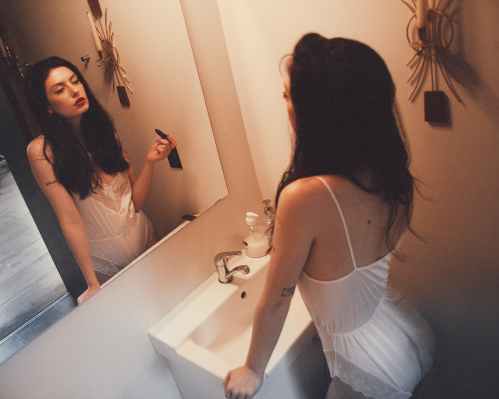 Sarah Nicole Harvey by Rene Gibson
