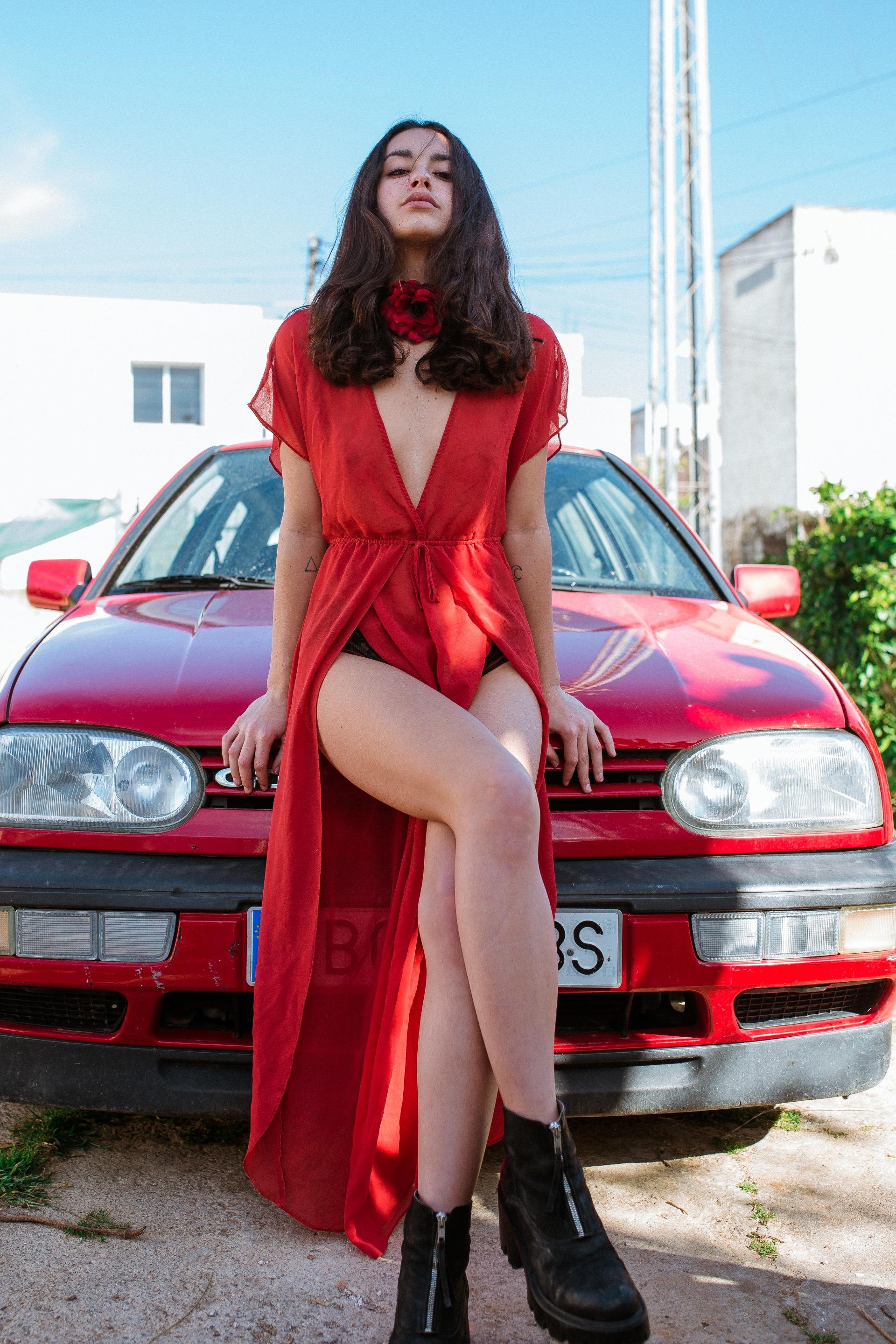 Carla Guetta by Rosa Scipion