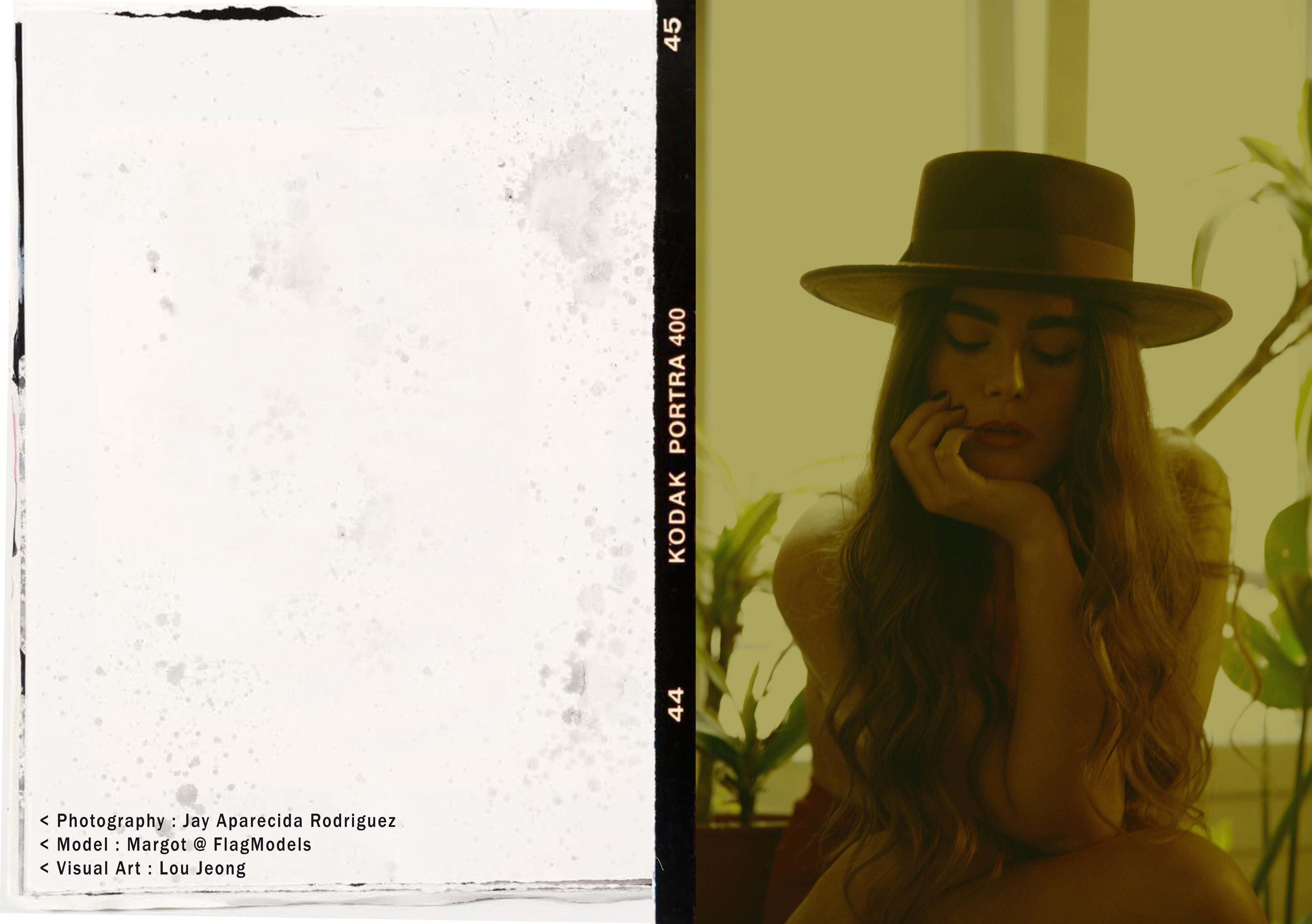 Margot by Jay Aparecida Rodriguez
