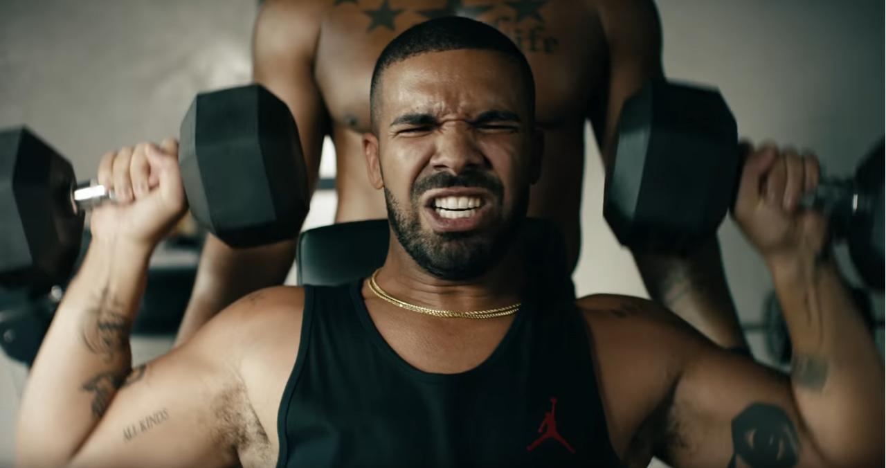 Drake for Apple Music