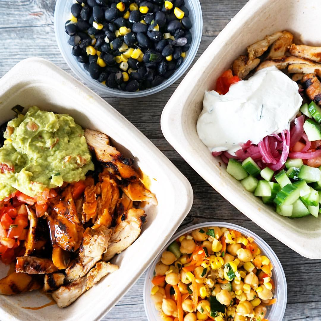 Bueno Bowl and more | Field's Good Chicken