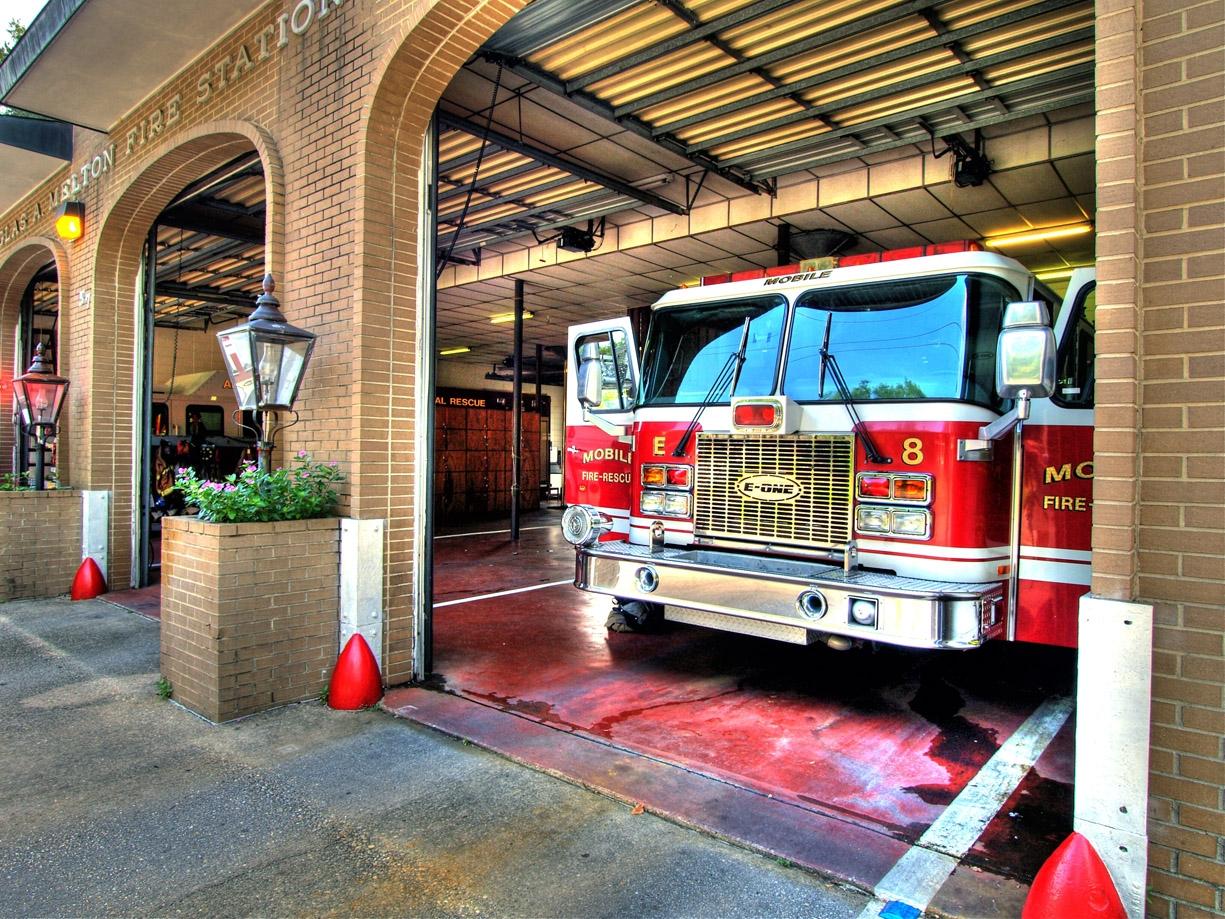 Melton Fire Station