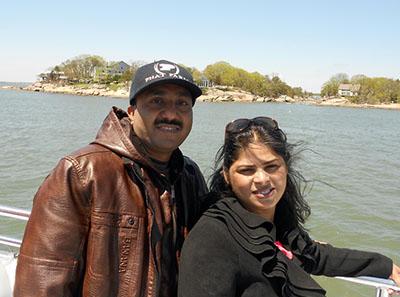 Pakistani Couple Recovering from Trauma of Terrorist Bomb