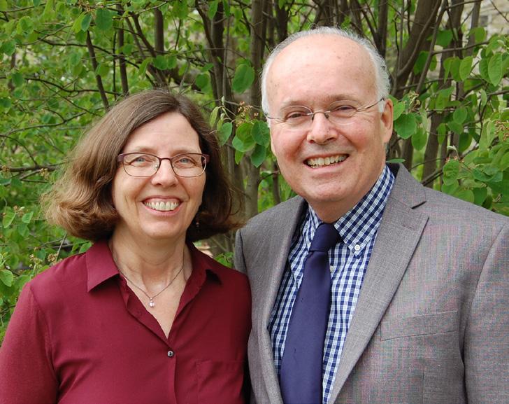 Tom and Carol Hastings