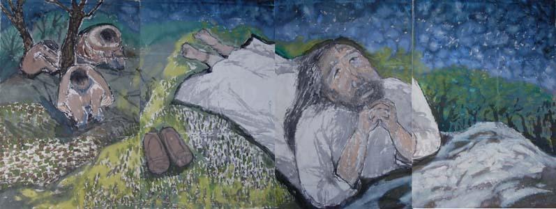 Prayer of Gethsemane (4 parts)