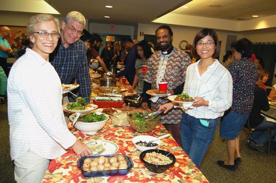 Spiritual and professional renewal of intercultural workers