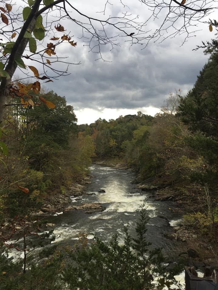 Housatonic river at AT Trail Bull's Covered Bridge overlook.jpg