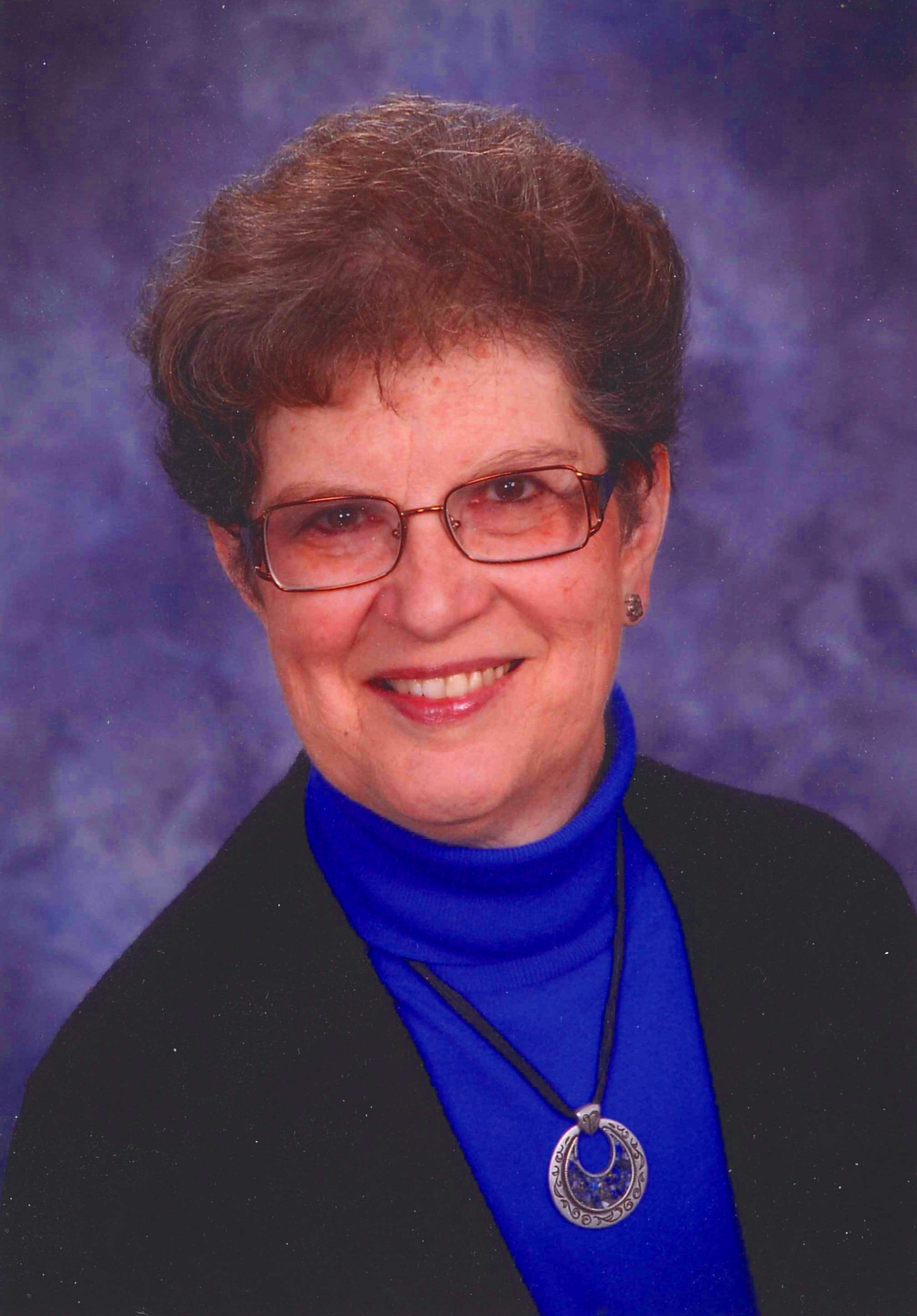 Edith Blumhofer<br />President