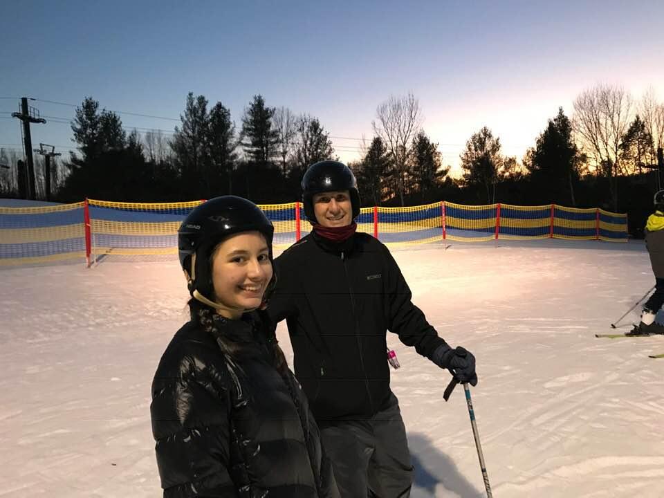 Mohawk Ski Lisa and Dad - Jorge.jpg
