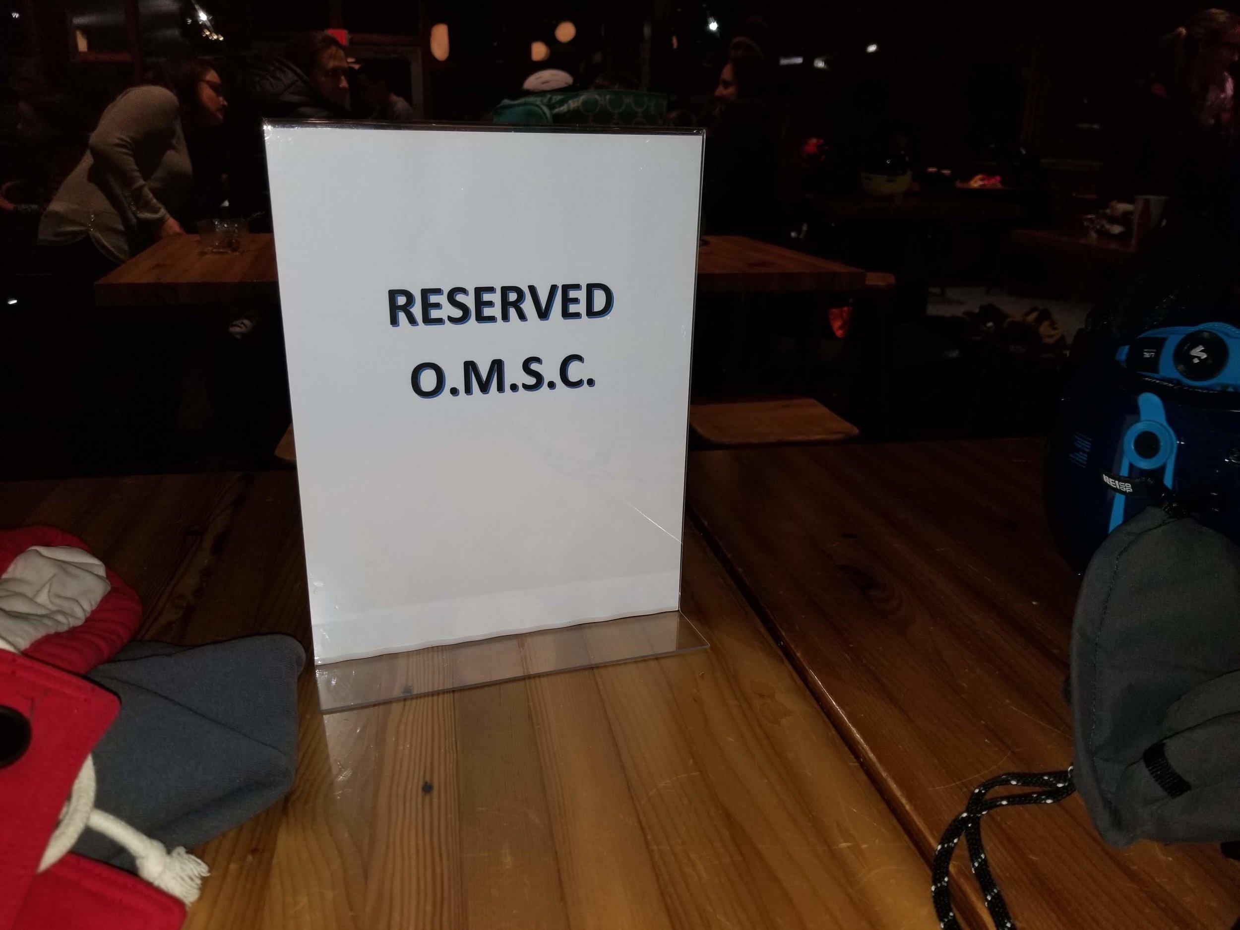 OMSC ski reserved table.jpg