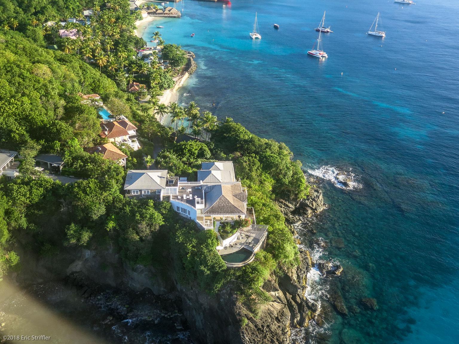 Private luxury villa in Mustique