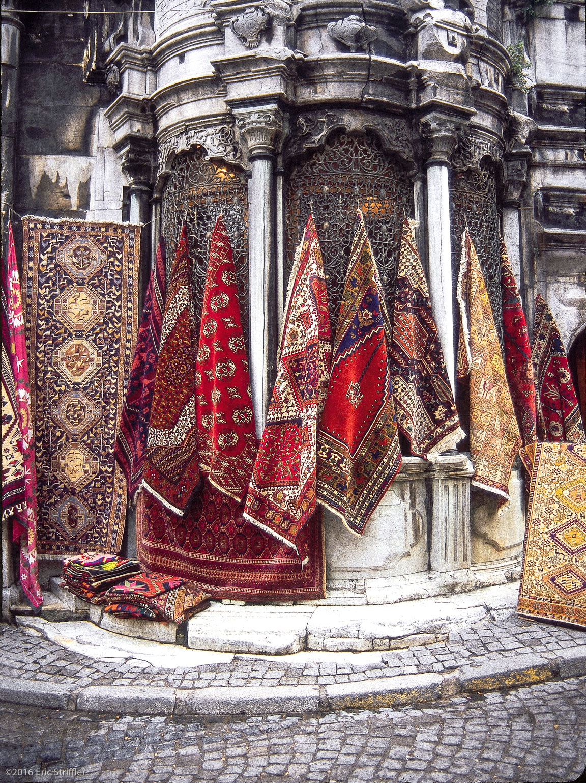 Rugs in Istanbul, Turkey