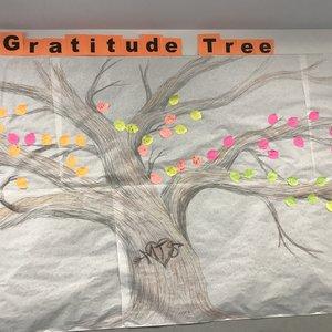 Grattitude Wall