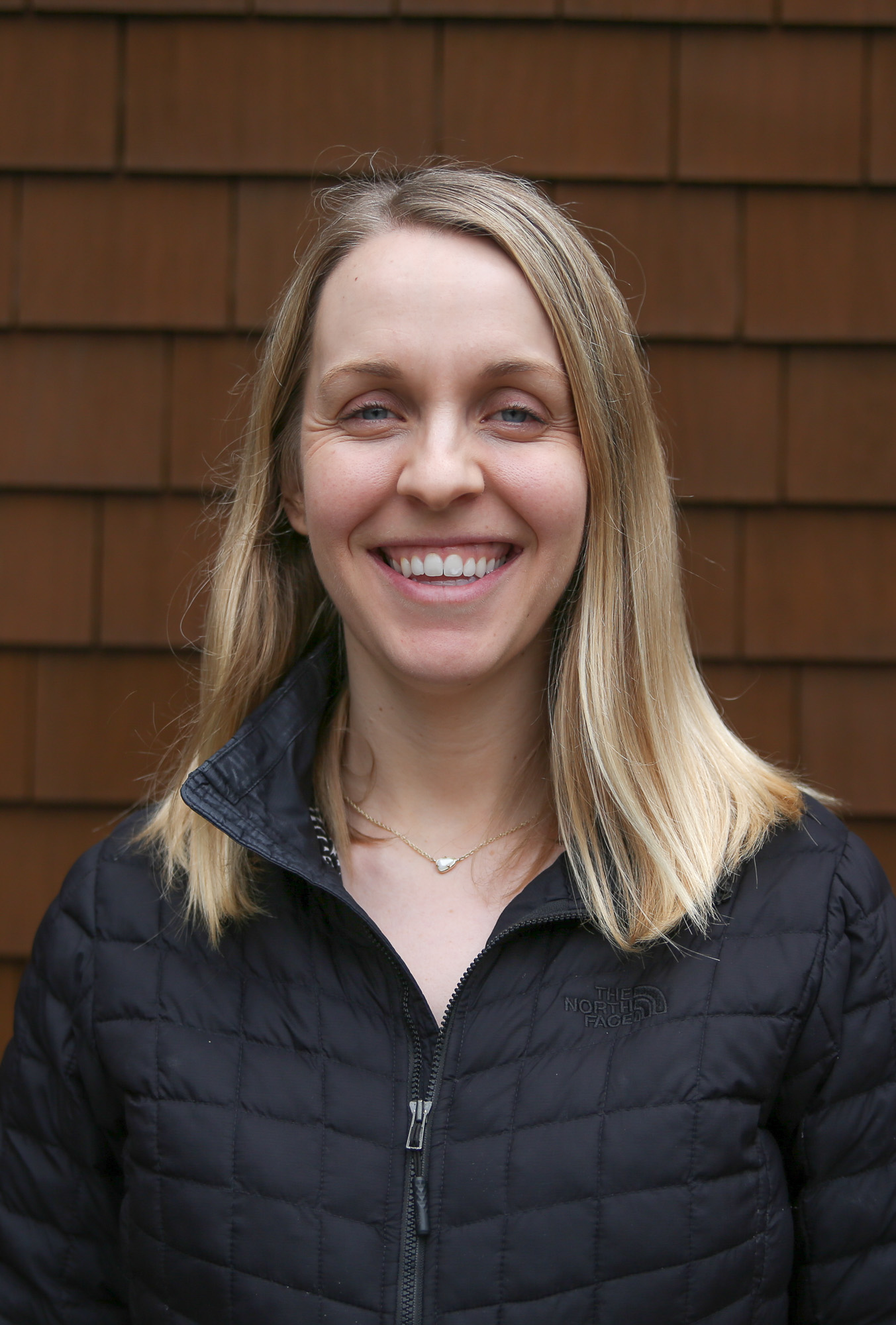 Liz Hayman, School Counselor, 1 year at MTS