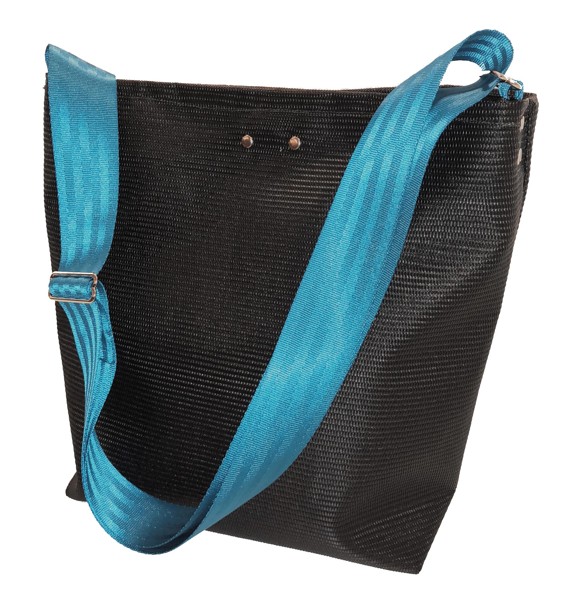 Grumpy Bags Black Mesh Tote Med 2018 Sold.png