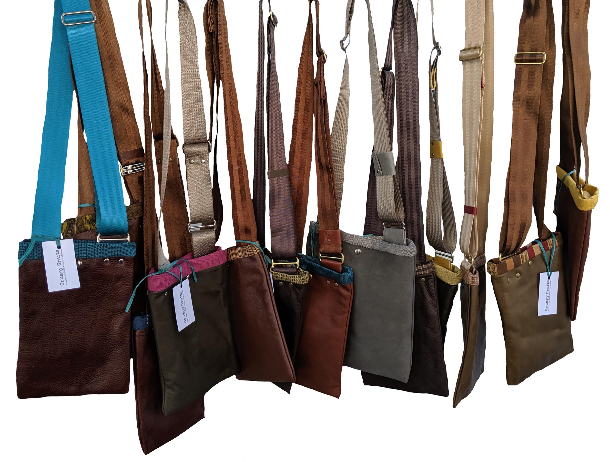 Leather Minis