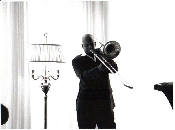 Stafford Agee - Rebirth Brass Band (Custom Trombone)