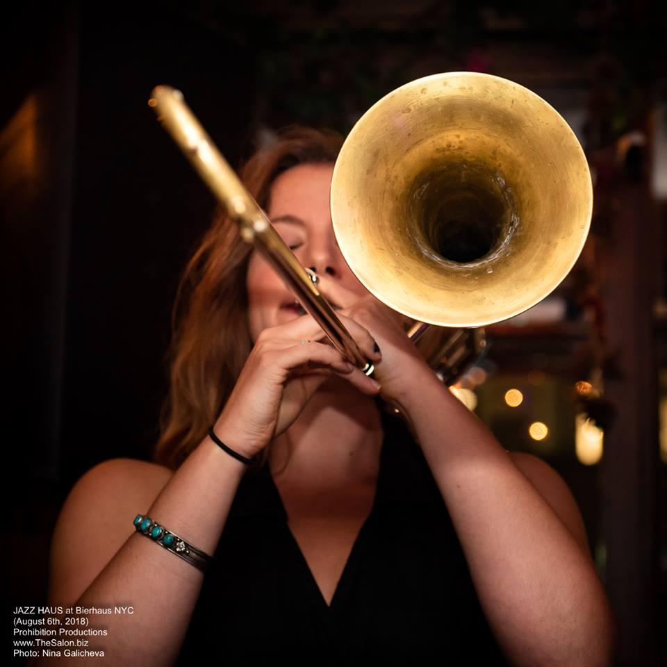 Mariel Bildsten - New York freelance musician