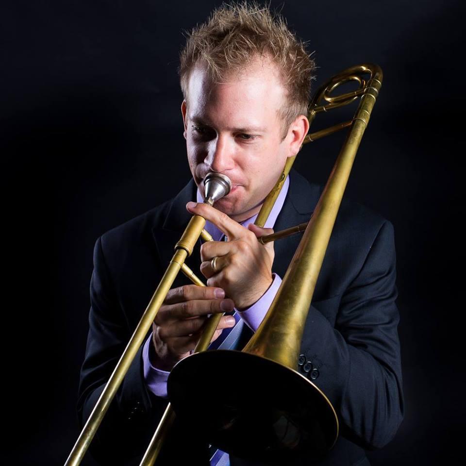Kevin Hicks - Author of Trombone Visualizer / Disneyland Band