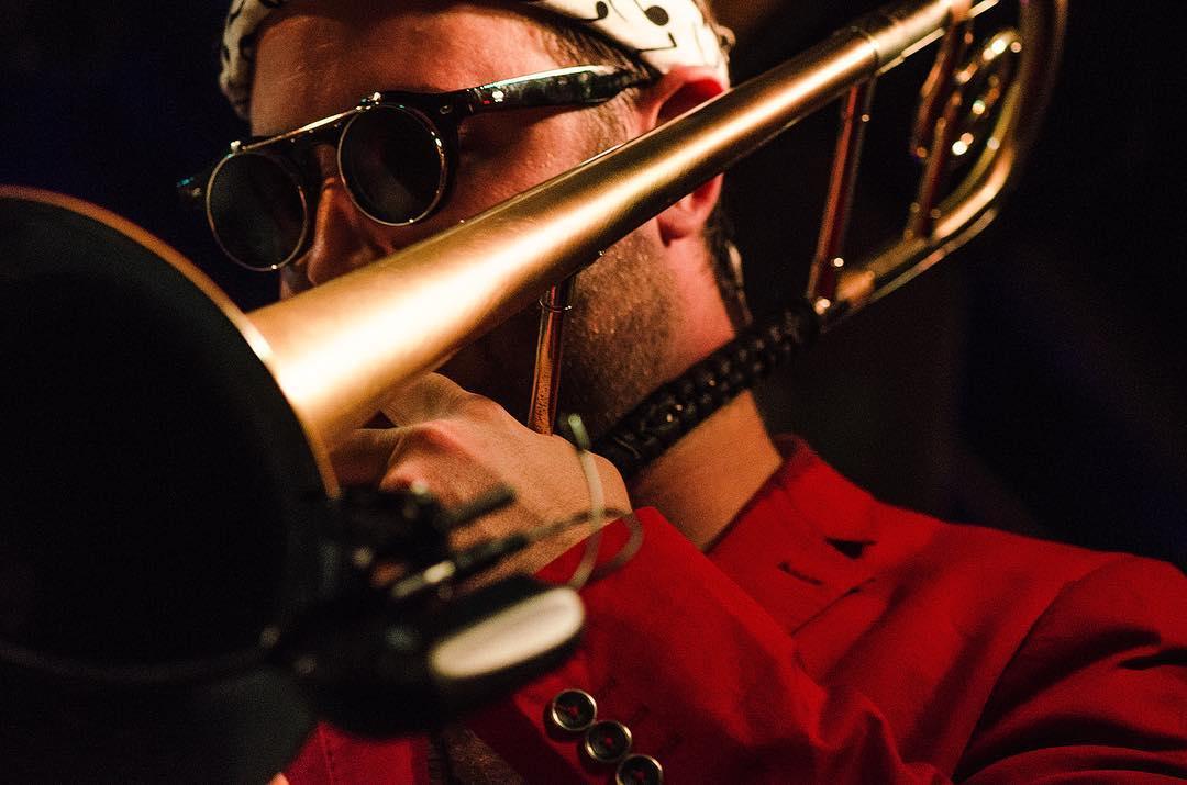 Evan Oberla - Allen Stone Band/O.A.R.