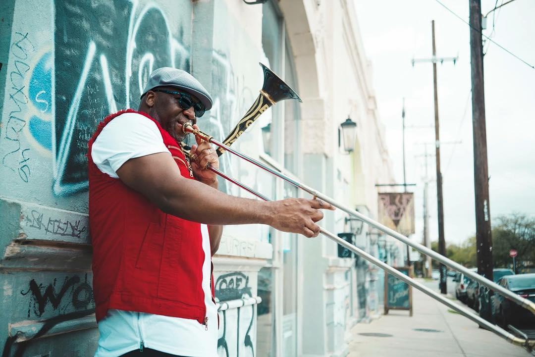 Big Sam Williams - Big Sam's Funky Nation
