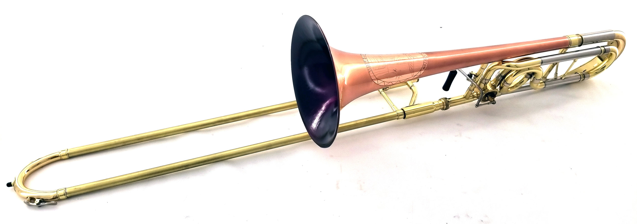 Custom Trombones — B A C  Musical Instruments, Kansas City