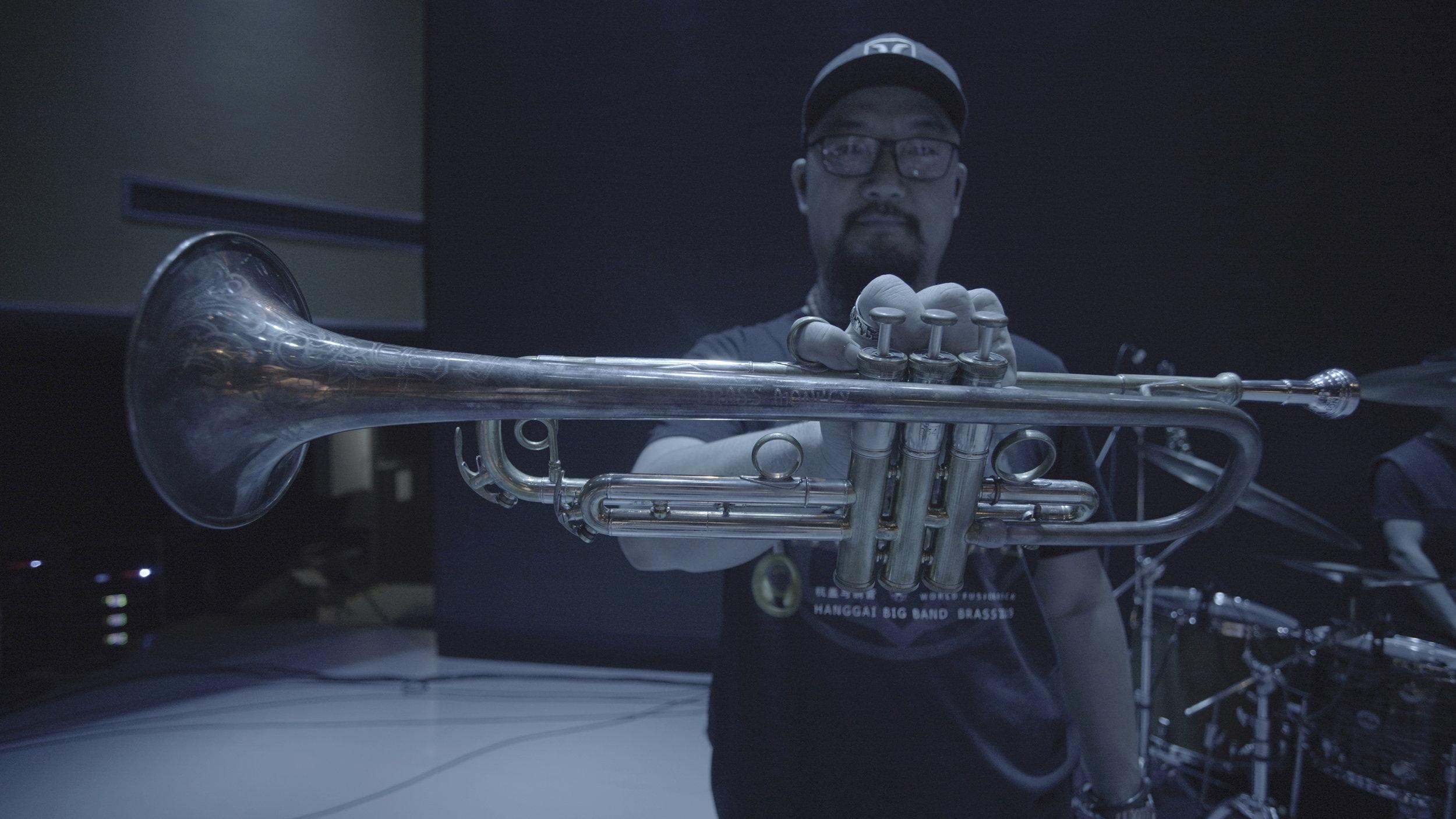 Joe Lu - Former Principal Trumpet China Philharmonic OrchestraBand Leader - Beijing Jungle Big Band