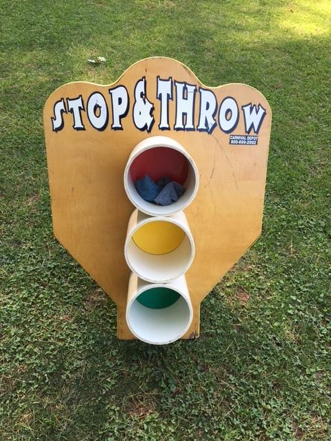 Stop & Throw15.00 -
