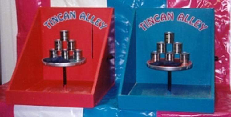 Tincan Alley15.00 -