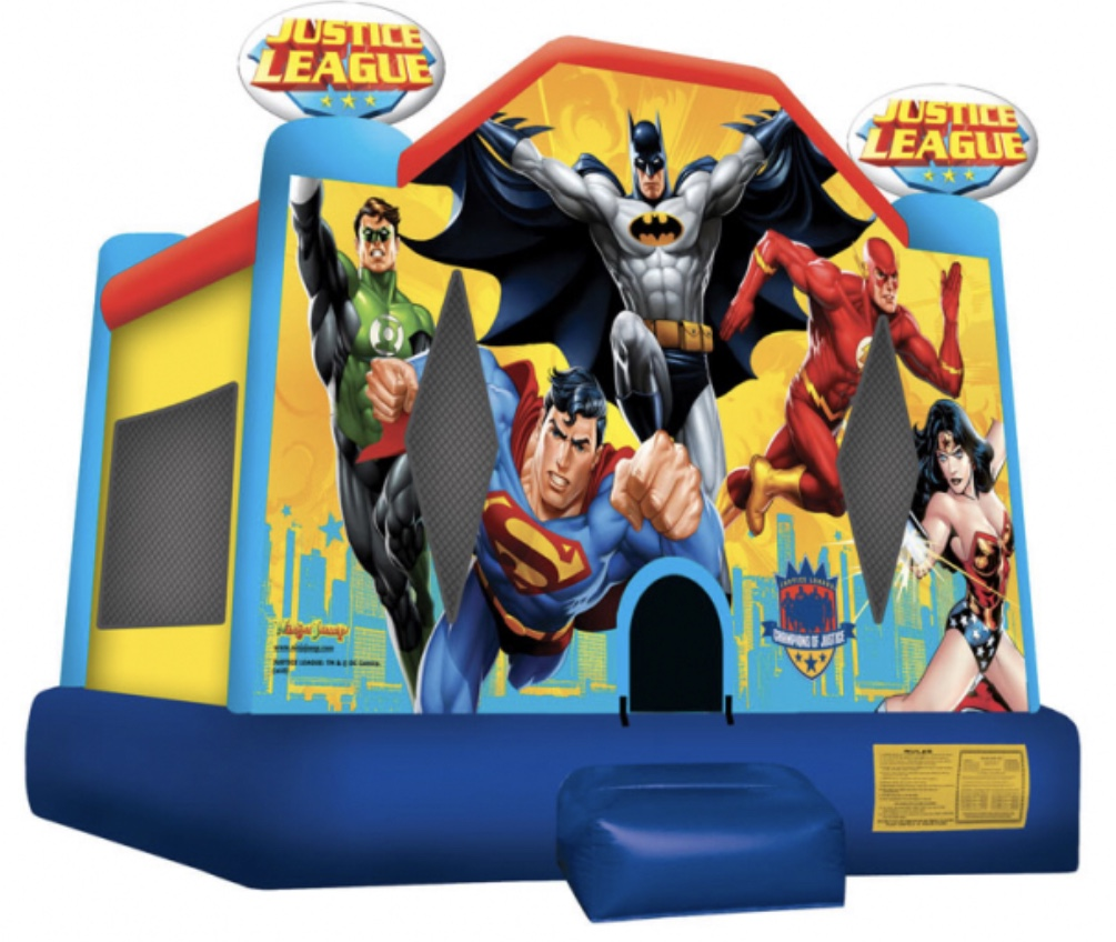 Justice League Bounce14' x 15' x 13'135.00 -