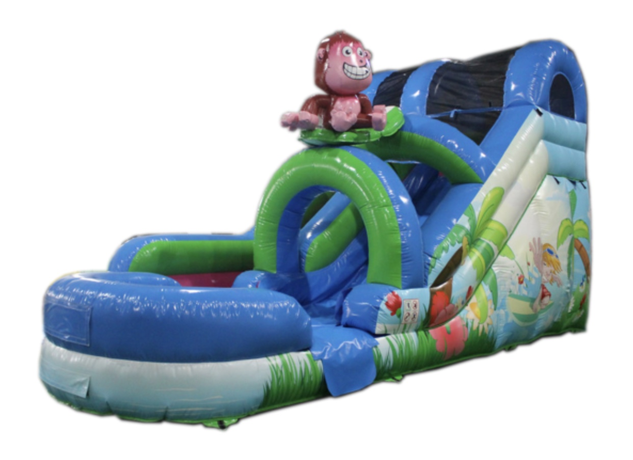 Monkey Water Slide26' x 11.5' x 15'325.00 -