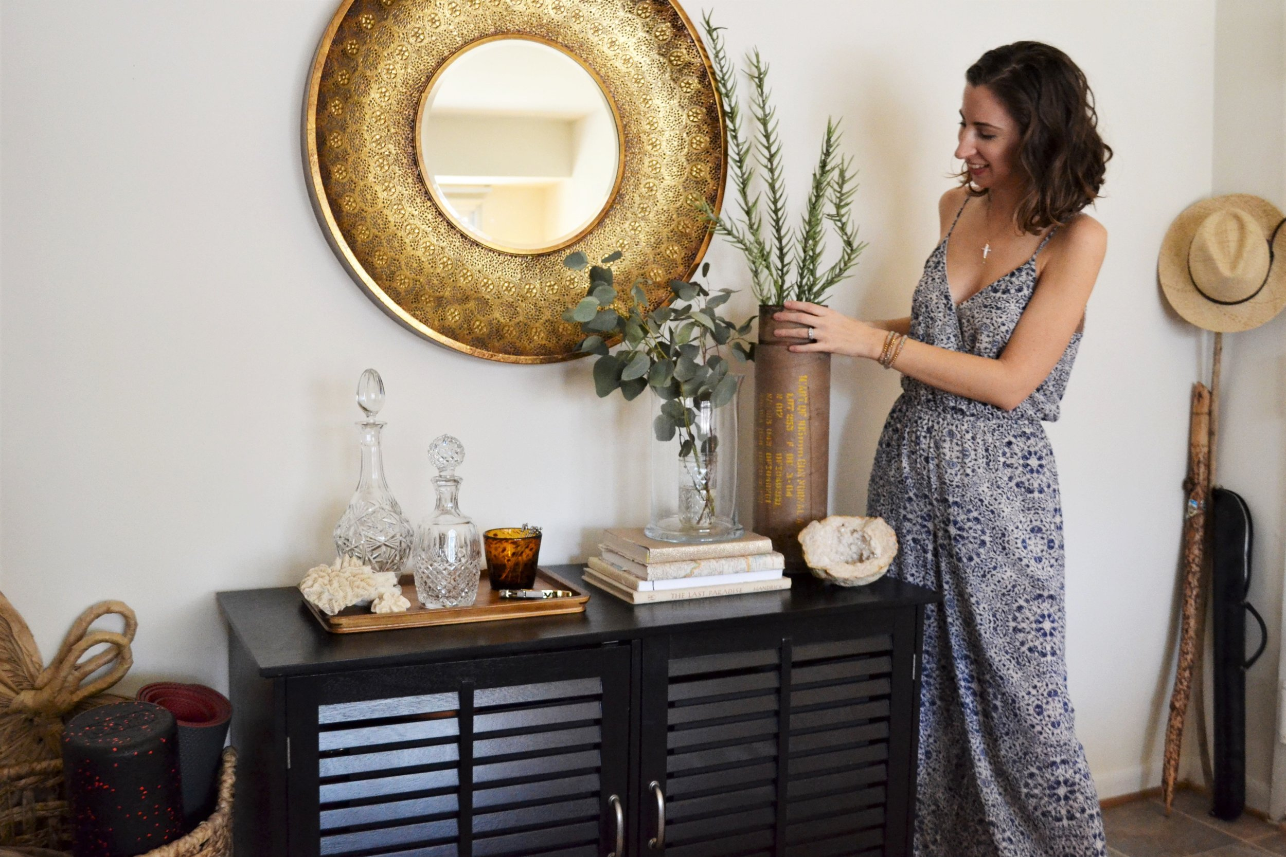 One Entry Styled 3 Ways -