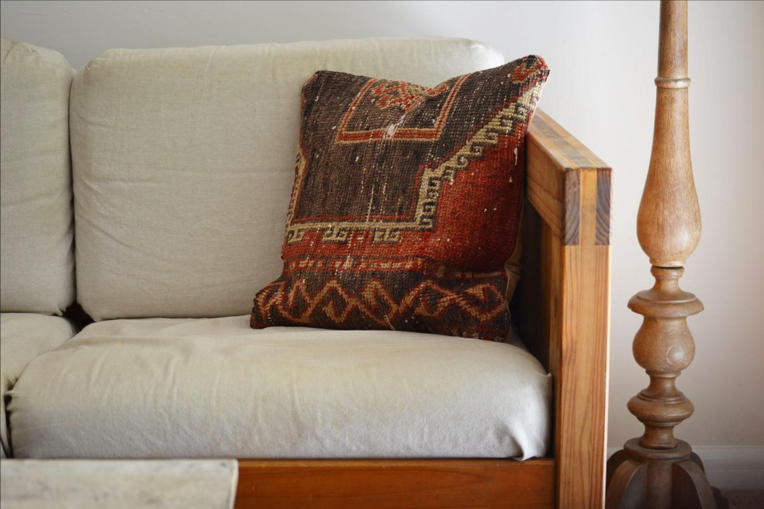 DIY Sustainable & Stylish Slipcover -