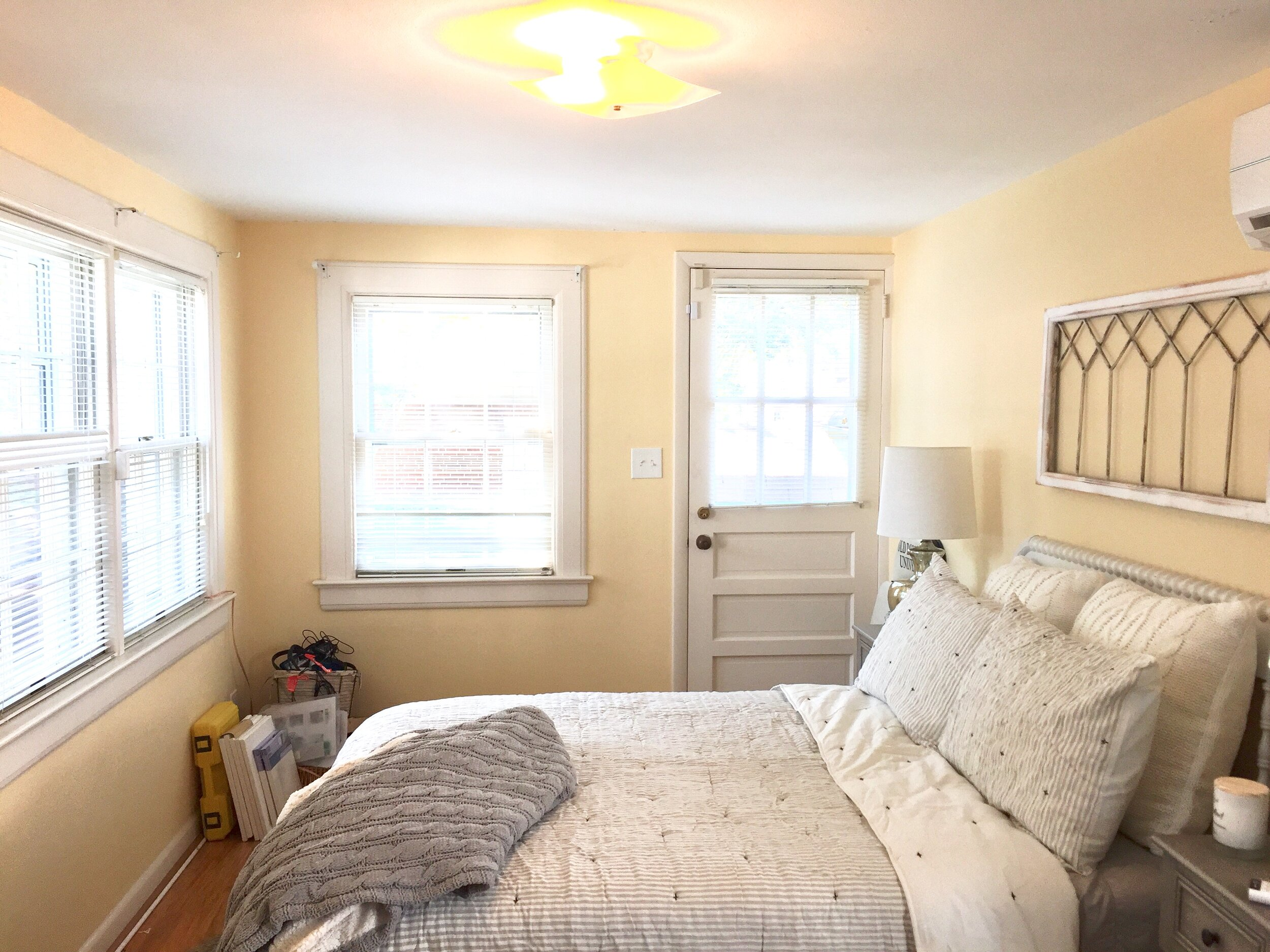 The Epps' Guest Room