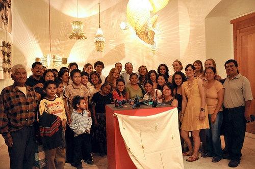 Oax-i-fornia family, 2009